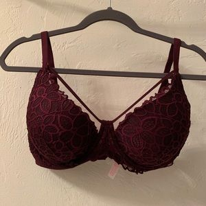 VSPINK 36DD Date Light Push Bra